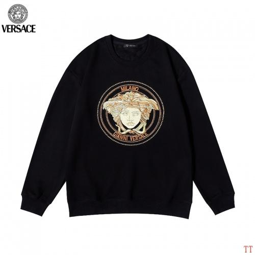 Versace Hoodies Long Sleeved For Men #892935
