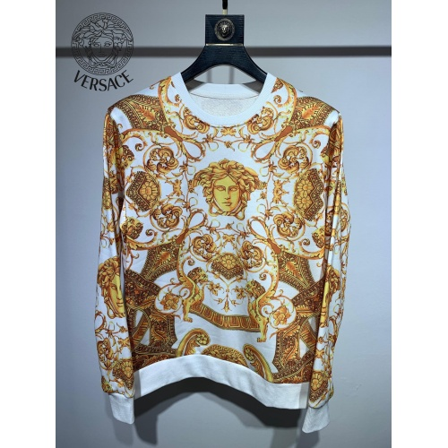 Versace Hoodies Long Sleeved For Unisex #893122