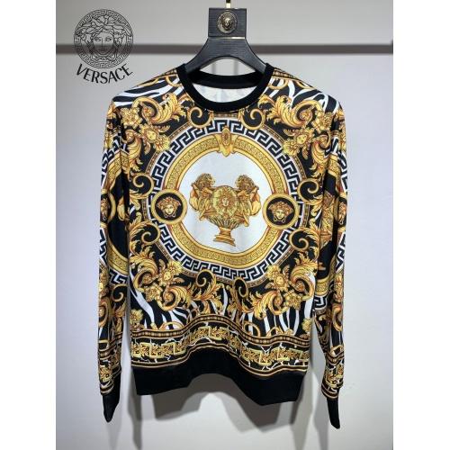 Versace Hoodies Long Sleeved For Unisex #893124