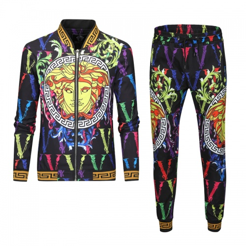 Versace Tracksuits Long Sleeved For Men #893200