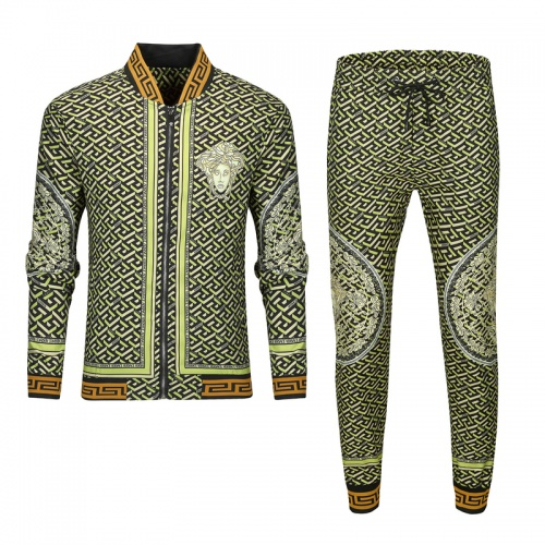 Versace Tracksuits Long Sleeved For Men #893210