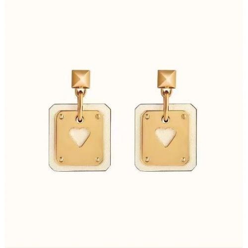 Hermes Earrings #893214