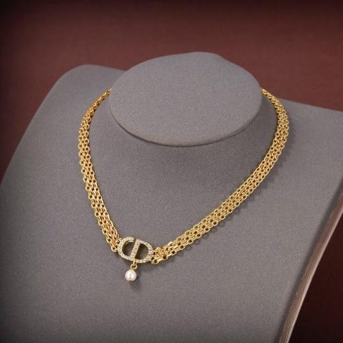 Christian Dior Necklace #893241 $29.00 USD, Wholesale Replica Christian Dior Necklace