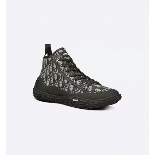 Christian Dior High Tops Shoes For Women #893254