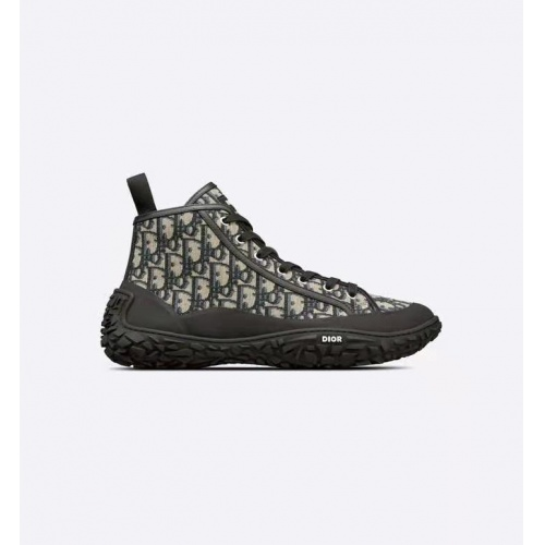 Christian Dior High Tops Shoes For Men #893264
