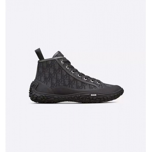 Christian Dior High Tops Shoes For Men #893265