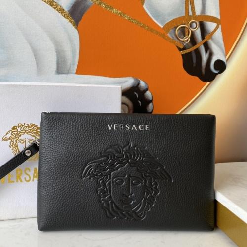 Versace AAA Man Wallets #893279