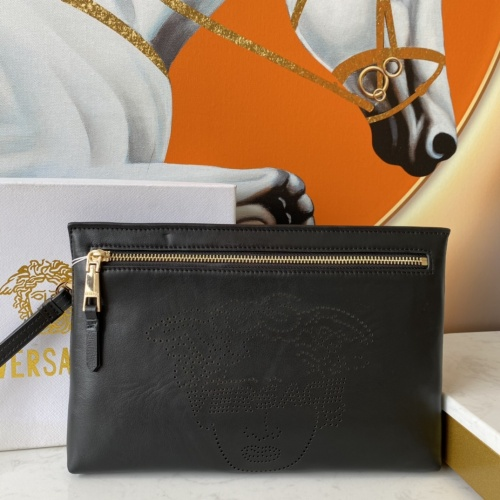 Versace AAA Man Wallets #893283
