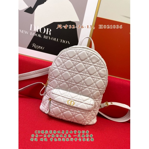 Christian Dior AAA Quality Backpacks For Women #893322