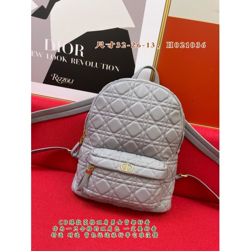 Christian Dior AAA Quality Backpacks For Women #893325
