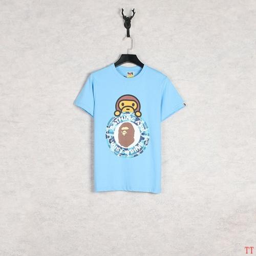 Bape T-Shirts Short Sleeved For Men #893457
