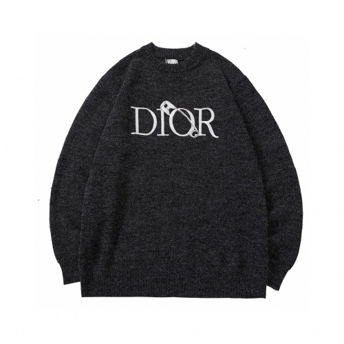 Christian Dior Sweaters Long Sleeved For Unisex #893482