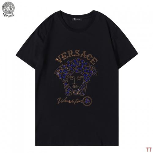 Versace T-Shirts Short Sleeved For Men #893487