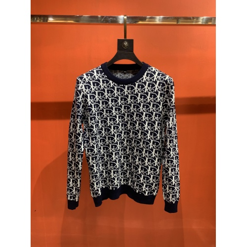Christian Dior Sweaters Long Sleeved For Men #893498