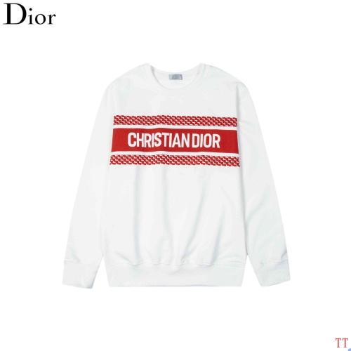 Christian Dior Hoodies Long Sleeved For Men #893504