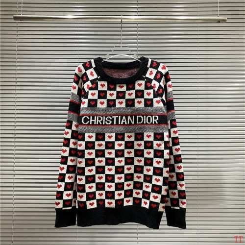 Christian Dior Sweaters Long Sleeved For Men #893583
