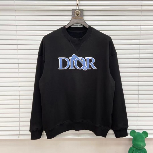 Christian Dior Hoodies Long Sleeved For Unisex #893837