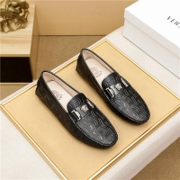 $68.00 USD Versace Leather Shoes For Men #889431