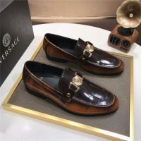 $96.00 USD Versace Leather Shoes For Men #889434