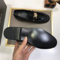 $96.00 USD Versace Leather Shoes For Men #889435