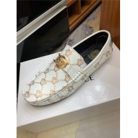 $76.00 USD Versace Leather Shoes For Men #890568