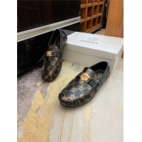 $76.00 USD Versace Leather Shoes For Men #890569