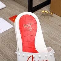 $56.00 USD Christian Louboutin CL Slippers For Men #892767