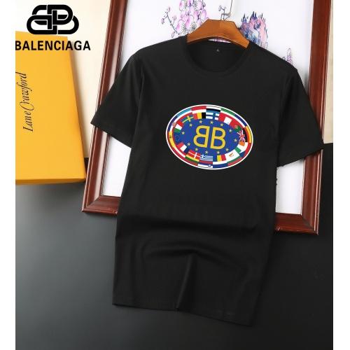 Balenciaga T-Shirts Short Sleeved For Men #894115