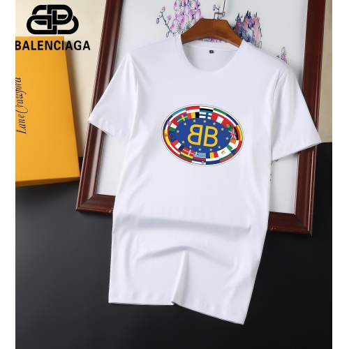 Balenciaga T-Shirts Short Sleeved For Men #894117