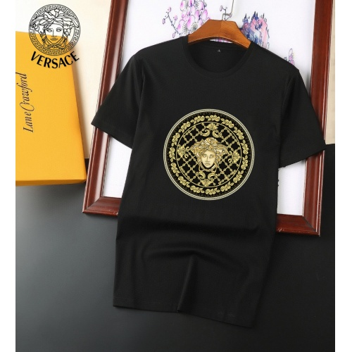 Versace T-Shirts Short Sleeved For Men #894127