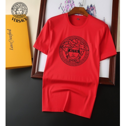 Versace T-Shirts Short Sleeved For Men #894138