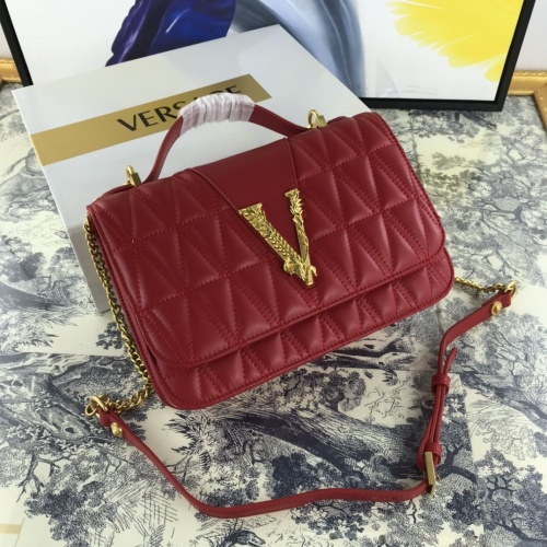 Versace AAA Quality Messenger Bags For Women #894246