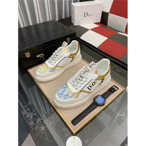 Christian Dior Casual Shoes For Men #894288