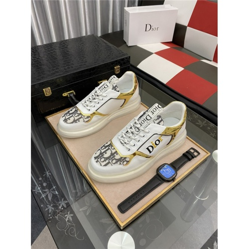 Christian Dior Casual Shoes For Men #894289
