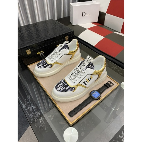 Christian Dior Casual Shoes For Men #894292