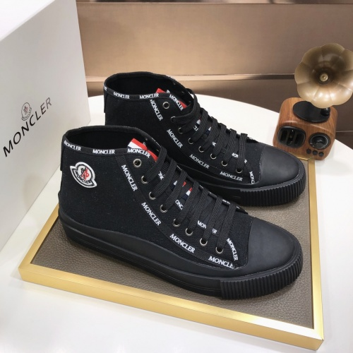 Moncler High Tops Shoes For Men #894433