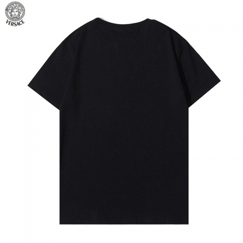 Replica Versace T-Shirts Short Sleeved For Men #894603 $27.00 USD for Wholesale