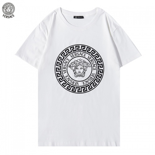 Versace T-Shirts Short Sleeved For Men #894605 $27.00 USD, Wholesale Replica Versace T-Shirts