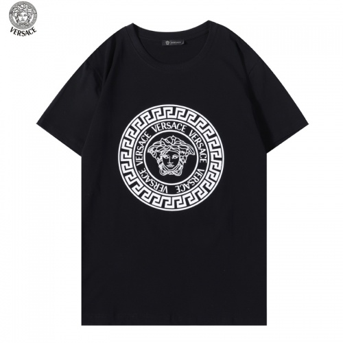 Versace T-Shirts Short Sleeved For Men #894606 $27.00 USD, Wholesale Replica Versace T-Shirts