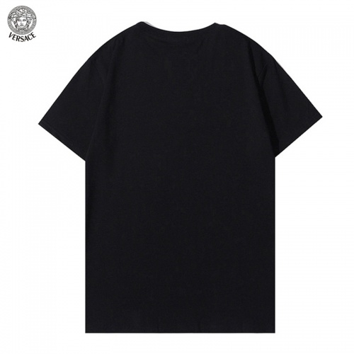 Replica Versace T-Shirts Short Sleeved For Men #894606 $27.00 USD for Wholesale