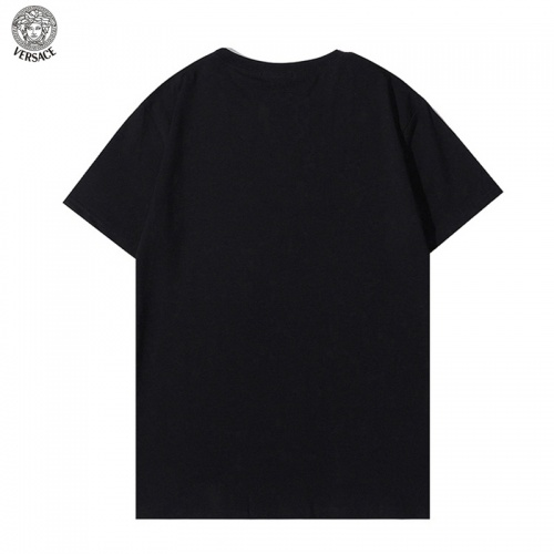 Replica Versace T-Shirts Short Sleeved For Men #894608 $29.00 USD for Wholesale