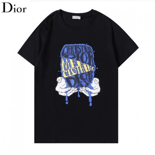 Christian Dior T-Shirts Short Sleeved For Men #894616