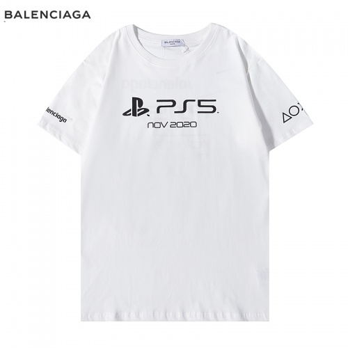 Balenciaga T-Shirts Short Sleeved For Men #894635