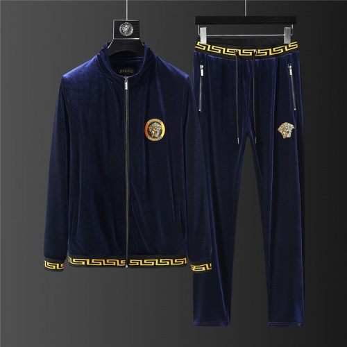 Versace Tracksuits Long Sleeved For Men #894643