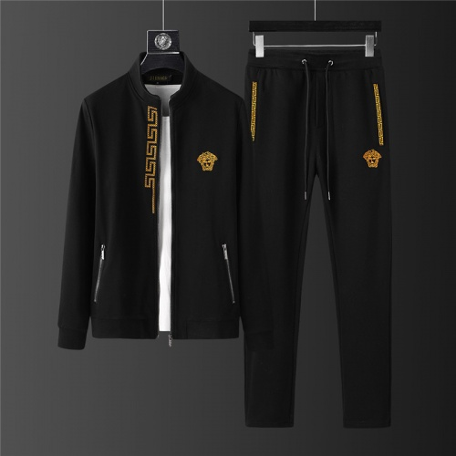 Versace Tracksuits Long Sleeved For Men #894660