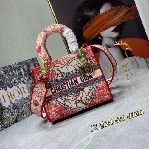 Christian Dior AAA Quality Messenger Bags For Women #894897