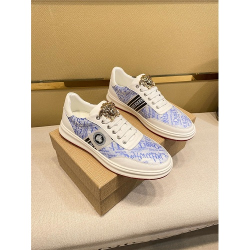 Versace Casual Shoes For Men #895036