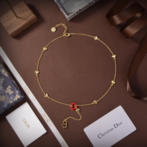 Christian Dior Necklace #895146 $32.00 USD, Wholesale Replica Christian Dior Necklace