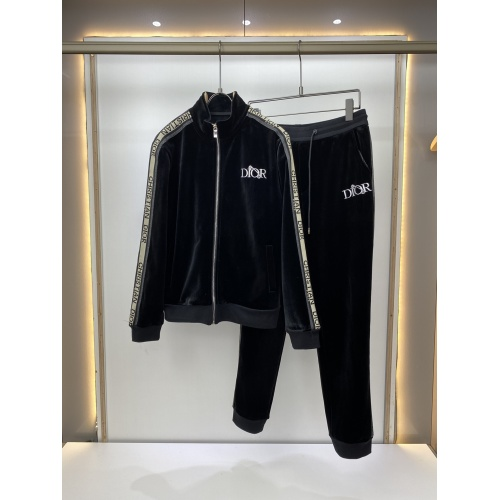 Christian Dior Tracksuits Long Sleeved For Men #895243
