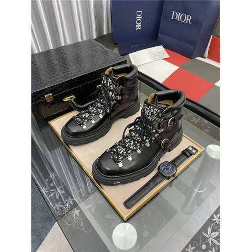 Christian Dior Boots For Men #895462